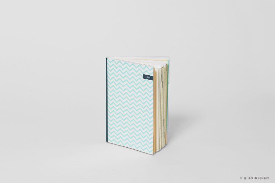 Calender Cover 大学生向けスコラ手帳