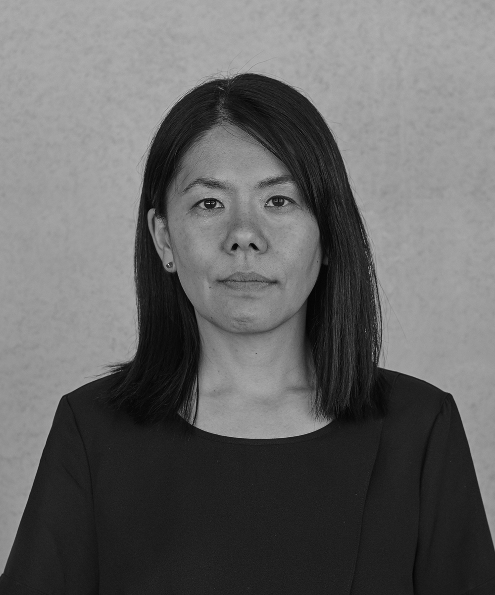 Designer Yoshiko Tajima